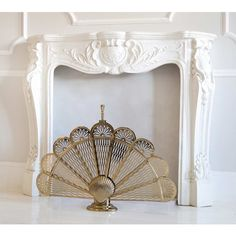 """Most up-to-date Images Peacock Art Deco Gold Fire Screen Tips """"The Fantastic – what seems like pomp and luxury is associated with lavish lifestyle, e Room Accessories, Top Furniture Stores, Art Deco Accessories, Luxurious Bedrooms, Firescreen, Art Deco Bedroom, Rustic Furniture Diy, French Style Furniture, Ornate Mirror"""