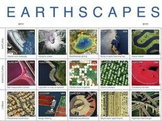 Earthscapes Forever U.S. Postage Stamps (Sheet of 15). The Earthscapes stamps were issued as a Forever® stamps in self-adhesive sheets of 15. Forever stamps are always equal in value to the current First-Class Mail one-ounce rate.