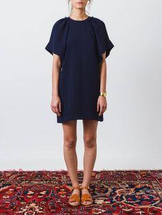 Navy Relict Dress