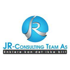 Vår nye logo design til JR-Consulting Team AS! #logokompaniet #LogoDesign