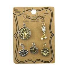 Charmalong Tree Charms by Bead Landing
