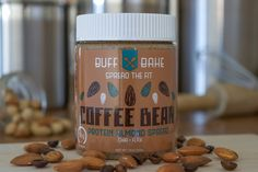 Your daily coffee run just met its match! This is more than just a perfect way to start your morning, our Coffee Bean Almond Butter has a roast of it's own that can and SHOULD be enjoyed at any point