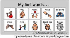 Strategies for developing communication skills in preschool and kindergarten.