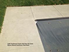 Image result for concrete finishes for pool decks