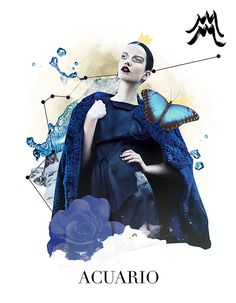 Aquarius by Prince Lauder for Vogue Mexico… Horoscopes! Aquarius Moon Sign, Aquarius Art, Aquarius Horoscope, Age Of Aquarius, Aquarius Woman, Ernesto Artillo, Aquarius Aesthetic, Zodiac Art, Zodiac Signs