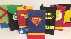 Justice League  Superhero inspired birthday por PlanningWithJacen