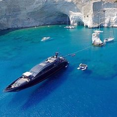 """Luxury Yatchs Mega Interior Lifestyle Design Most Expensive Boat 👉 Get Your FREE Guide """"The Best Ways To Make Money Online"""" Yacht Luxury, Luxury Travel, Yacht Design, Boat Design, Speed Boats, Power Boats, Buy A Boat, Yacht Party, Cool Boats"""