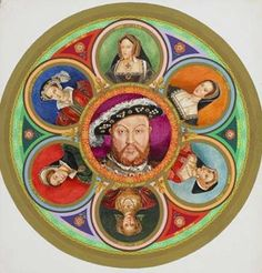 six wives henry VIII - Yahoo Image Search Results