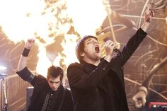 Throwback Photos: 19 Epic My Chemical Romance Live Shots - Fuse