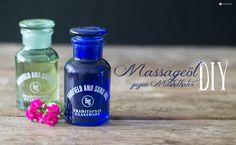 Massageöl gegen Muskelkater