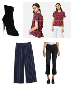 """Untitled #27"" by young25 on Polyvore featuring Monki and 3x1"