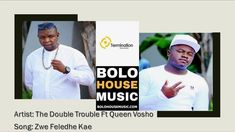 The Double Trouble Ft Queen Vosho - Zwe Feledhe Kae(New Hit 2019)
