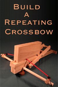 Repeating Crossbow Plans - for Destruction Land