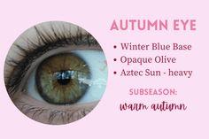 Deep Winter, Warm Autumn, Winter Colors, Summer Colors, Blue Hazel Eyes, Summer Eyes, Soft Summer, Fall Color Palette, Color Palettes