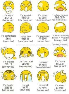 Korean Slang, Korean Phrases, Korean Quotes, Korean Bbq, Korean Words Learning, Japanese Language Learning, Learn Korean Alphabet, Learn Hangul, Korean Writing
