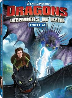 Dreamworks Dragons: Defenders Of Berk Part 2
