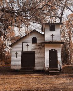 Abandoned Churches, Abandoned Places, The Caged Bird Sings, Far Cry 5, Gothic Aesthetic, Southern Gothic, Down South, Beautiful Buildings, High Quality Images