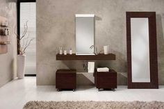 Single Mirror Double Vanity Chairs For Bathroom  The Chic Vanity Chairs For Bathroom Check more at http://www.showerremodels.org/244/the-chic-vanity-chairs-for-bathroom.html