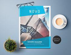 "Check out new work on my @Behance portfolio: ""Novo Modern Brochure"" http://be.net/gallery/35831317/Novo-Modern-Brochure"