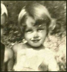 Norma Jeane before she was Marilyn Monroe 1931