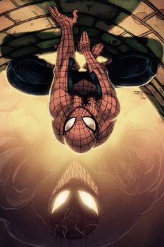 Spider-Man by Del Hewitt Jr.