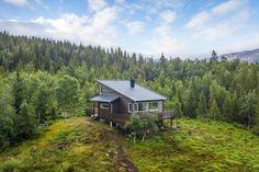 FINN – Flott moderne funkishytte beliggende i naturskjønne omgivelser i Håkvikdalen.