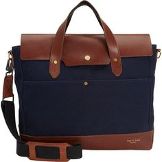 fbb8a73849f Shop Men s Rag   Bone Briefcases and work bags on Lyst. Track over 26 Rag    Bone Briefcases and work bags for stock and sale updates. Tuccis Leather