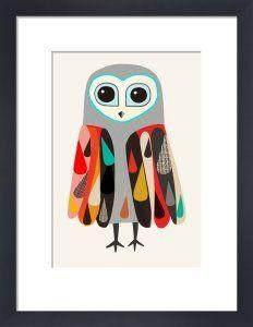 Hootenanny Owl Inaluxe