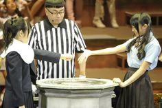 [Bブロック1回戦]AKB48の川栄李奈と木崎ゆりあ ▼17Sep2014オリコン|第5回じゃんけん大会画像ギャラリー http://www.oricon.co.jp/music/special/page/1447/ #木﨑ゆりあ #木崎ゆりあ #Yuria_Kizaki #AKB48