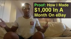 """http://www.letsmakemoneydropshipping.com/ Are you trying to start an ebay business online? Have you ever wondered what to sell on eBay? Check out this article and learn how I made $1,000 In my first month dropshipping on eBay with the """"Pricematik"""" ebay repricing and listing software without worrying about what to sell…"""