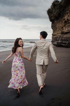 S&WJ: Bali Pre-wedding shoot at Mengening Beach and Nyanyi Beach | Hendra | OneThreeOneFour