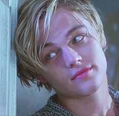 Leonardo Dicaprio- Romeo and Juliet Beautiful Boys, Pretty Boys, Beautiful People, Johnny Depp, Damien Sargue, Leonardo Dicapro, Young Leonardo Dicaprio, Actrices Hollywood, Blonde Guys
