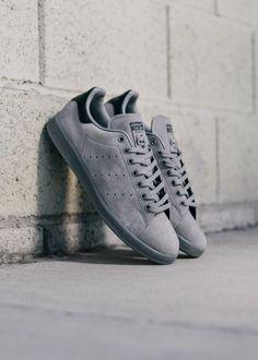 big sale 85e6a 9e70d Adidas Stan Smith Grey Suede sneakernews Sneakers StreetStyle Kicks  adidas