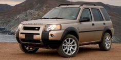 Land Rover Freelander:Main Image