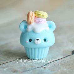 Thank you guys so much for a successful restock! Y'all are amazing and I really can't thank y'all enough for your support. It really means… Fimo Kawaii, Polymer Clay Kawaii, Fimo Clay, Polymer Clay Charms, Polymer Clay Art, Polymer Clay Jewelry, Polymer Clay Cupcake, Polymer Clay Figures, Polymer Clay Miniatures