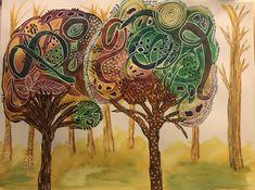 Happy Paintings, Moose Art, Animals, Mainz, Animaux, Animales, Animal, Dieren