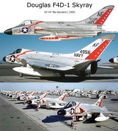 Douglas F4D-1 Skyray .