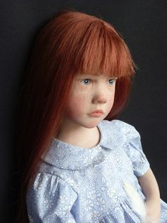 Hyper-Realistic Dolls That Look Like Real Children - by Sculpting Artist Laurence Ruet <3