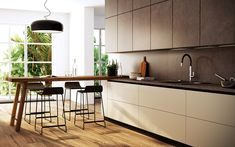VrayWorld - Kitchen interior catalog