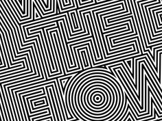 With the flow - typography glitch exploration by Sergi Delgado on Dribbble Job Opening, Silver Spring, Op Art, Glitch, Flow, Branding Design, Typography, Explore, Illustration