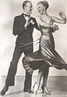 Fred Astair & Ginger Rogers                                                                                                                                                                                 More