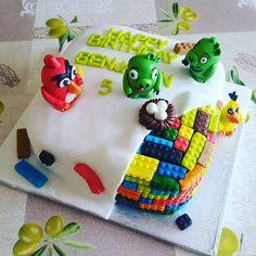 Lego angry birds :) #polishgirl #polishgirlinthekichen #in #ireland #dublin…