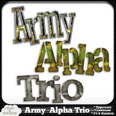 Army Alpha Trio