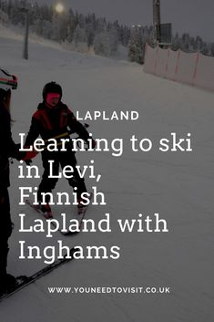 During our holiday to Lapland, we went skiing for the first time as a family with Inghams. Many people were surprised when we told them that you can ski in Lapland, but at Levi the largest ski resort in Finland its the perfect location for skiers of all abilities.