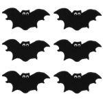 Sucres décoratifs bat #halloween www.sweetpartyday.com