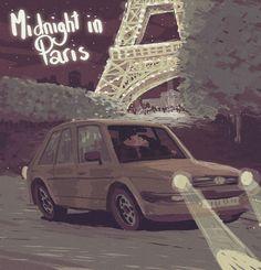 #illustration #jeoffreymagellan #paris #toureiffel