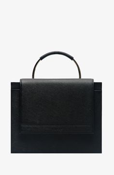 ARC BAG in saffiano leather