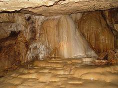 Official Site Venado Caves, Costa Rica