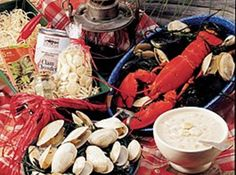 New England Clam Bake