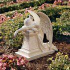Design Toscano Angel of Grief Monument Garden Statue